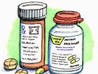 Kesalahan Mendasar Dalam Minum Obat