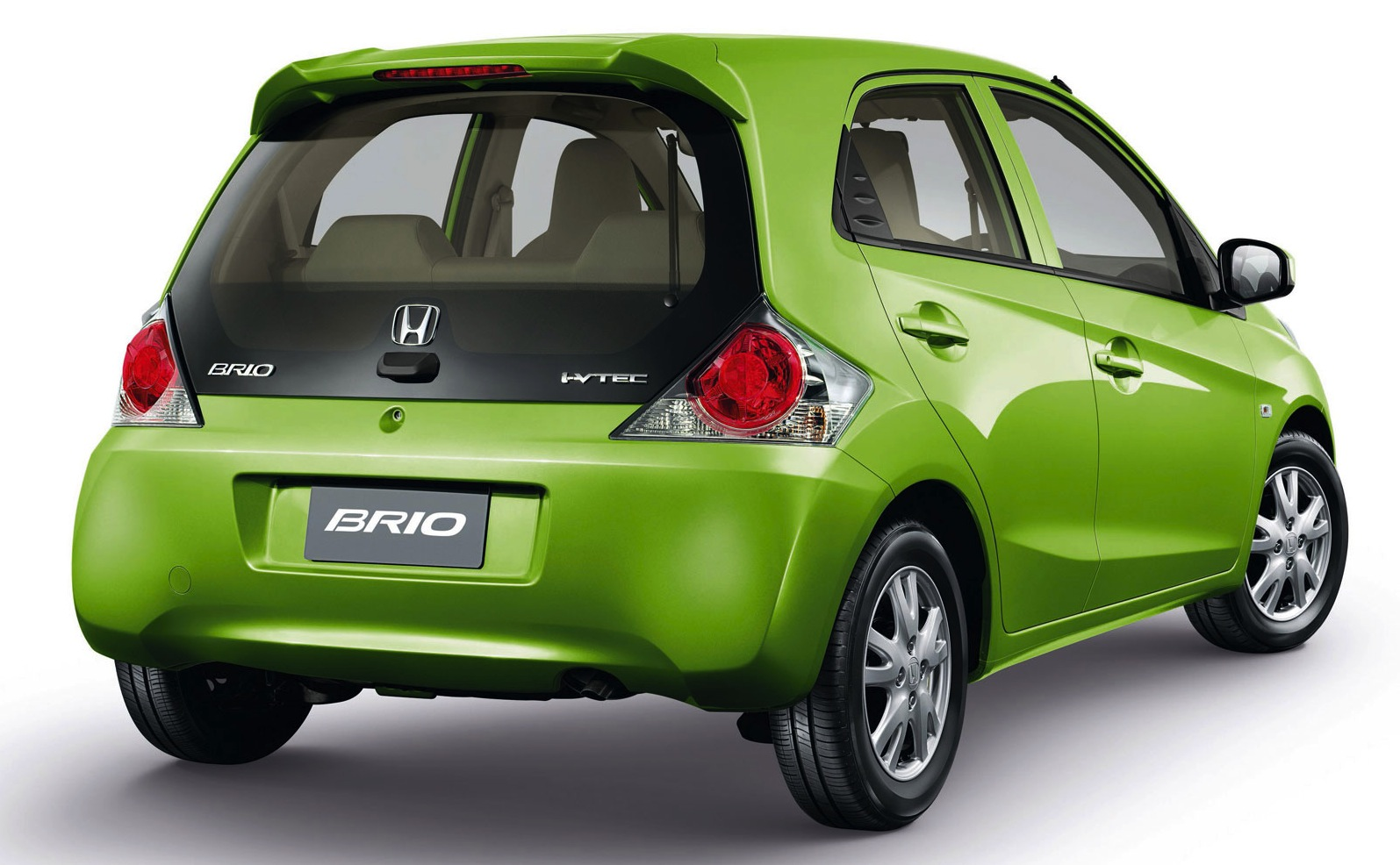 All About Honda 2013 Honda Brio Review