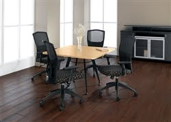 small square meeting table - Small Conference Table