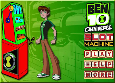 Ben 10 Slot Machine