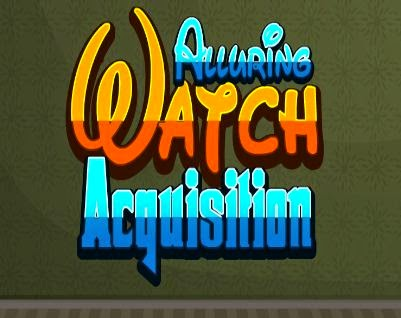 EnaGames Alluring Watch Acquisition Walkthrough