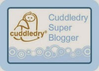 I'm A Cuddledry Super Blogger!