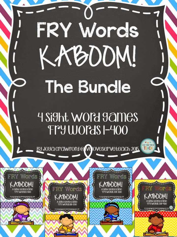https://www.teacherspayteachers.com/Product/FRY-Words-KABOOM-Bundle-Words-1-400-1367610