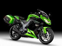Gambar Motor 2012 Kawasaki Z1000SX Tourer - 3
