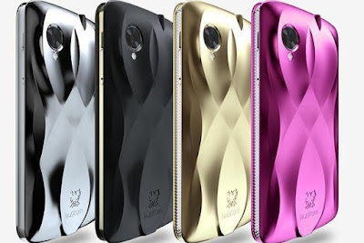 Smartphone EGO Kustom Mobile