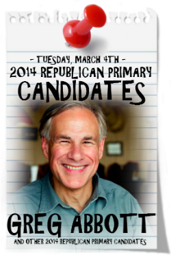 CHECK OUT THIS LIST OF 2014 REPUBLICAN PRIMARY CANDIDATES
