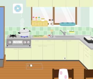 Yonashi Escape 20 Summer Kitchen Walkthrough