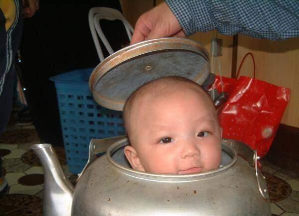 foto lucu bayi