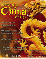 cartaz Mistérios da China Antiga