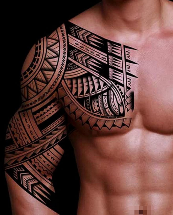 The Best Tattos Tribal Los tatuajes tribales son uno de los
