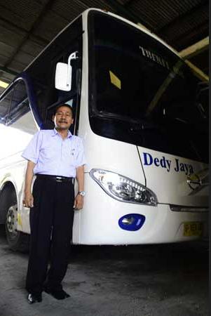 Biografi Muhadi Pemilik PO Dedi Jaya