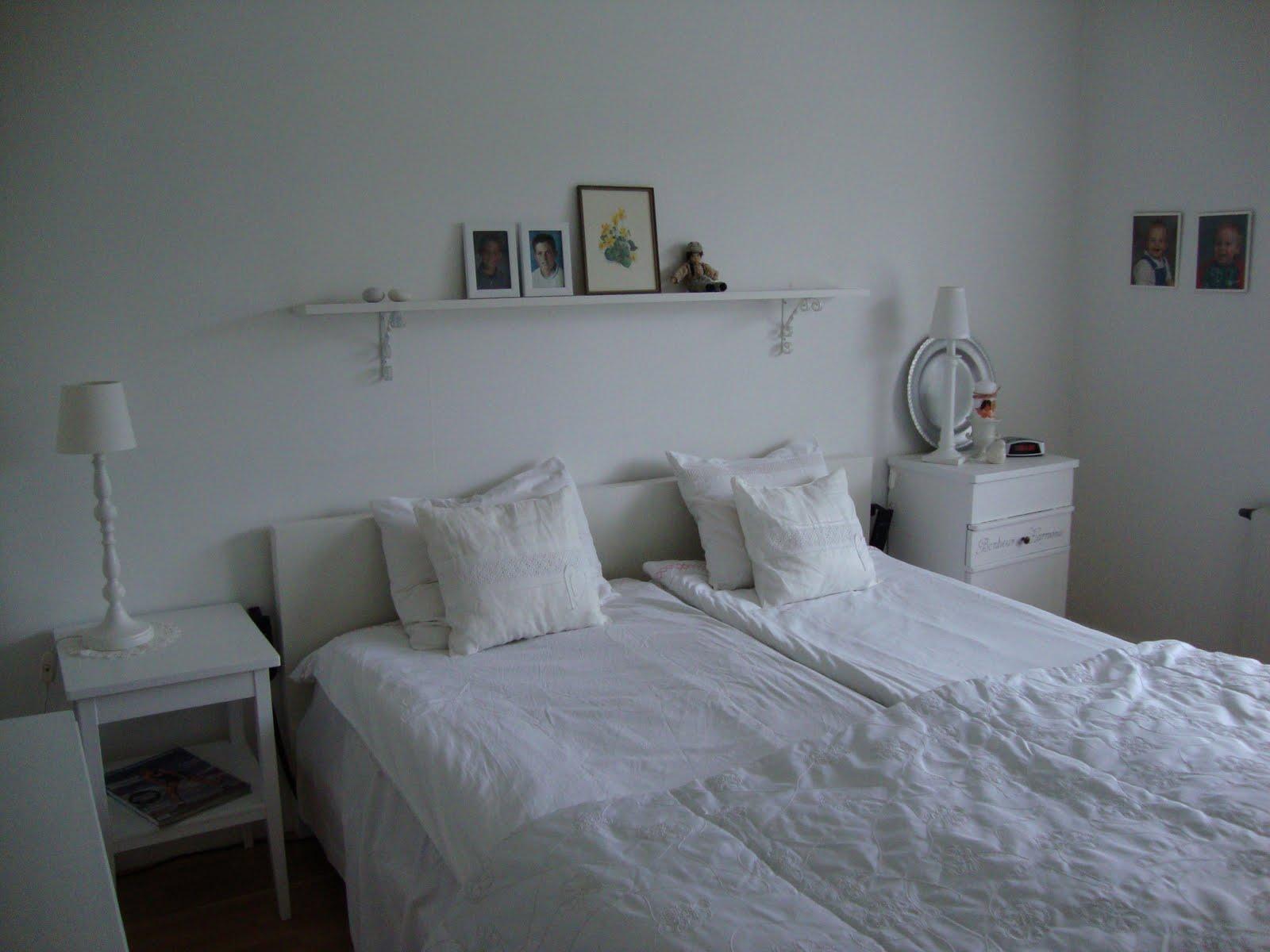 Camillas vita villa: mitt vita sovrum...