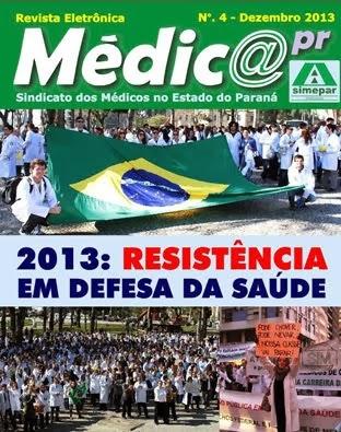 Leia a revista eletrônica do SIMEPAR