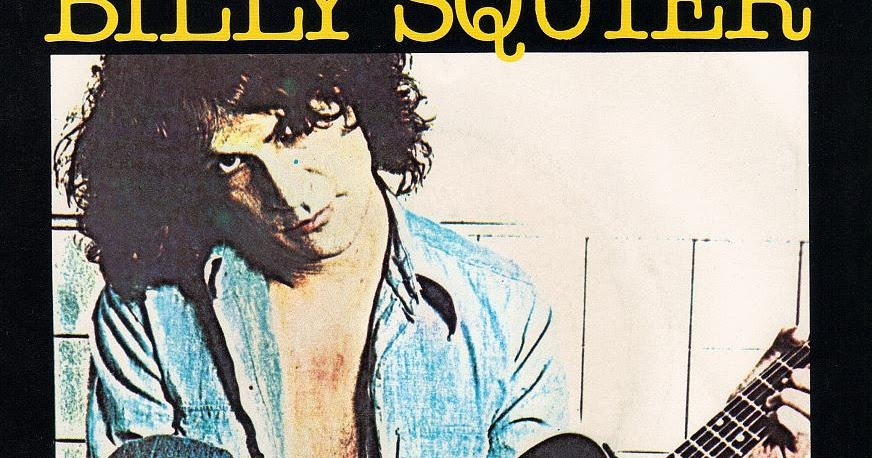 Billy Squier The Stroke