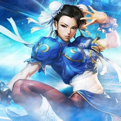 Twitter Icons Chun Li