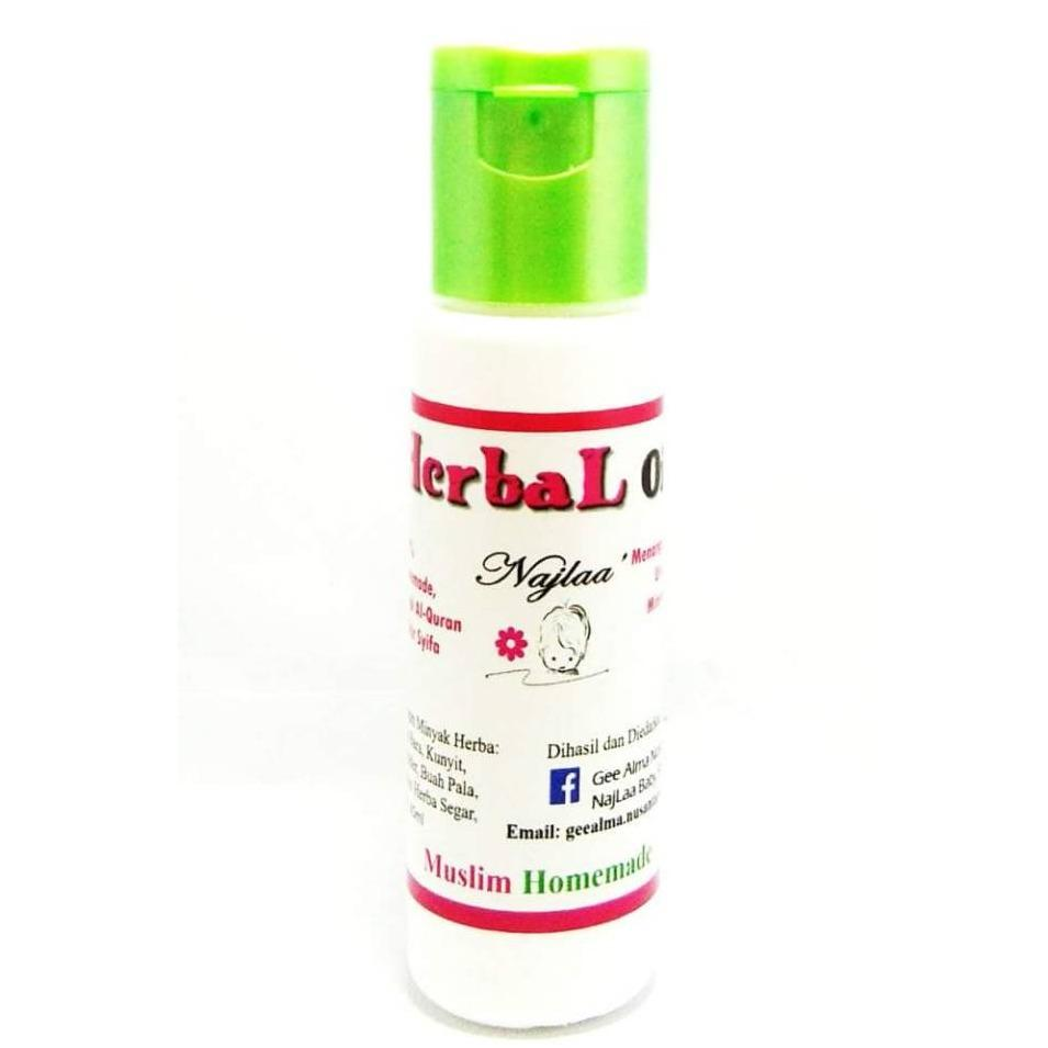 HERBAL OIL NAJLAA