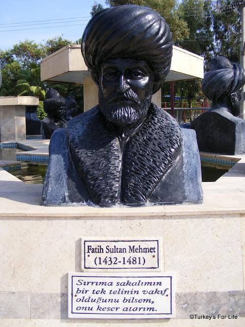 Fatih Sultan Mehmet In Fethiye