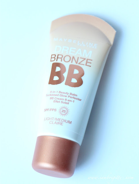 Maybelline Dream Bronze BB Sunkissed Glow Perfector