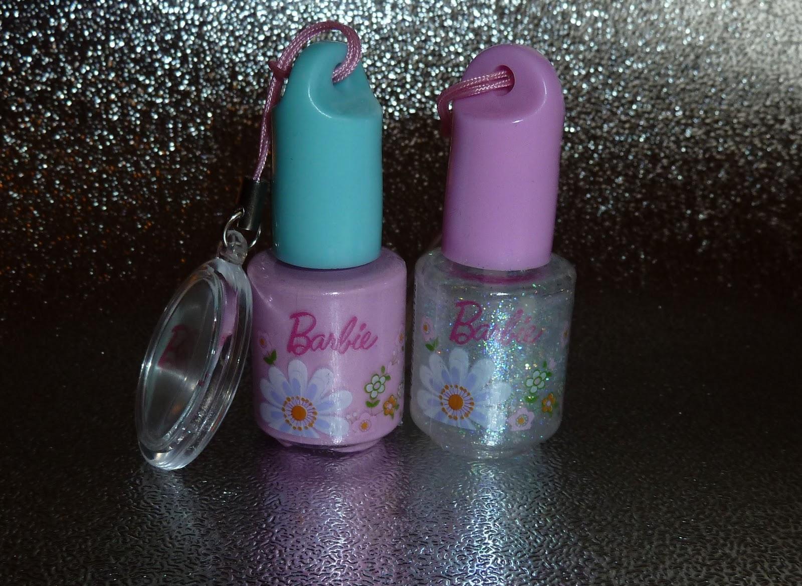 NailsByStephanie: Barbie Nail Polish