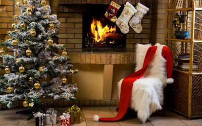 La casa de Santa Claus - Santa Clouse house