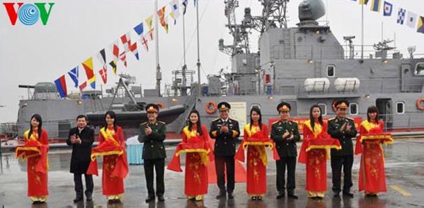Kapal Perang Vietnam