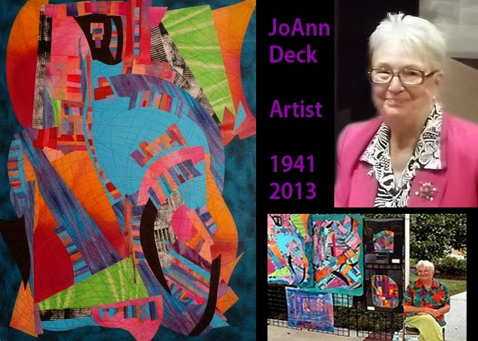 JoAnn Deck - Artist / In loving Memory