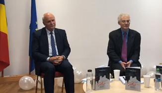 VIDEO: Peter Costea la Târgovişte - Biblioteca Județeană Dâmboviţa