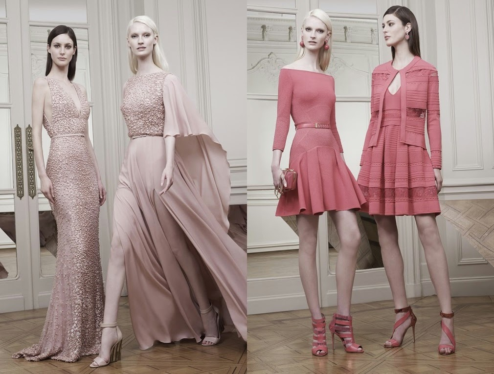 Elie Saab Resort Collection 2015