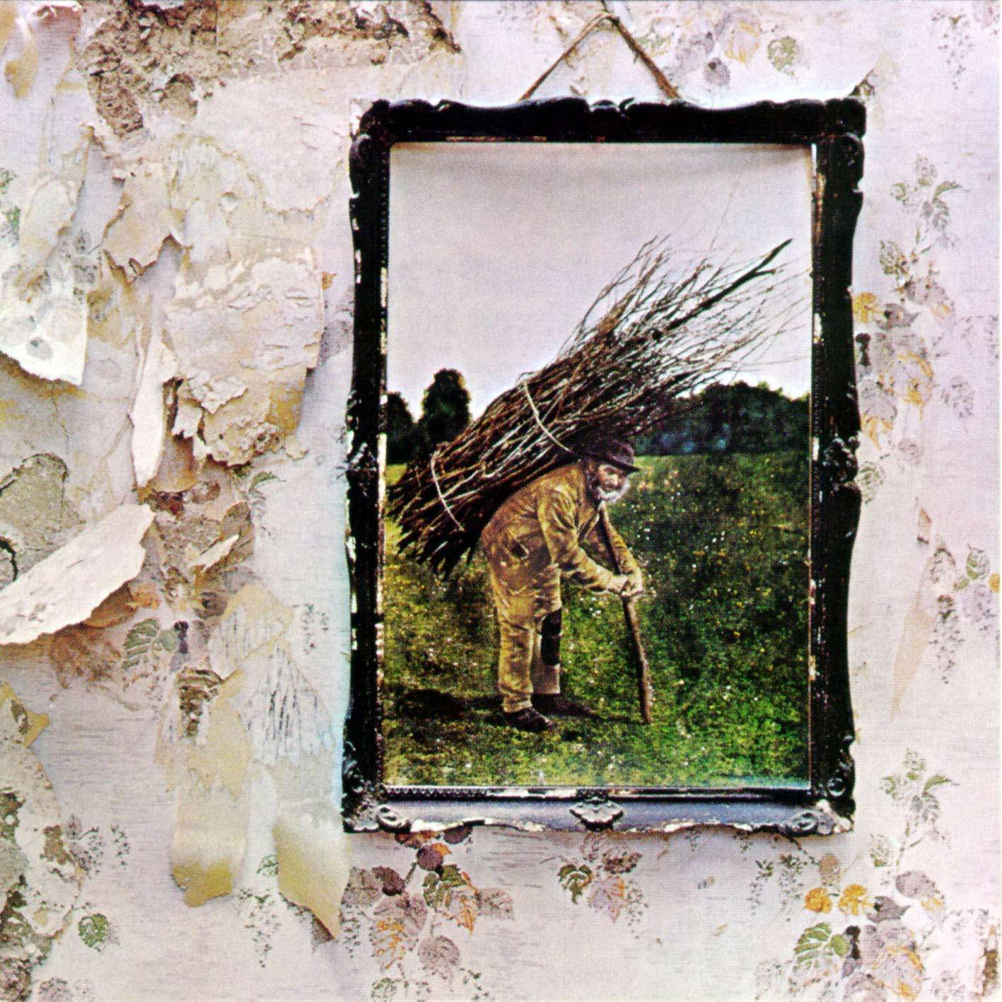 Deep pagan thoughts led zeppelin and the occult the album cover features a solitary old man with a bundle of sticks tied to his back jimmy page has tried to popularize the idea that the man on the album biocorpaavc