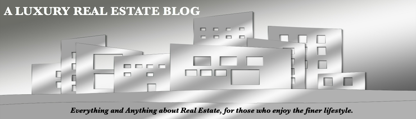 A LUXURY REAL ESTATE BLOG