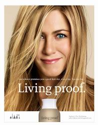 Ad: LIVING PROOF