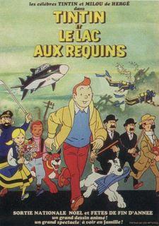 Tintin en el lago de los tiburones – DVDRIP LATINO