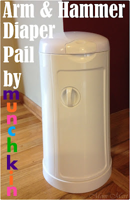 Arm & Hammer Diaper Pail by Munchkin Review
