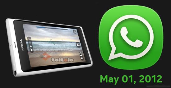 Whatsapp Para Nokia N9