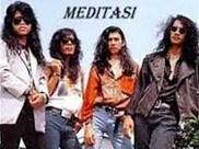 lirik lagu chord kunci gitar Bidadari - Meditasi
