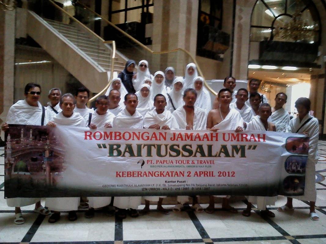 Travel Umroh Jakarta Terpercaya dan Berpengalaman