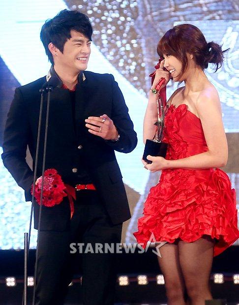 Seo In Guk & Eunji A-Pink 04