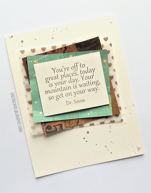 Riley & Co Card by She Zig Zags