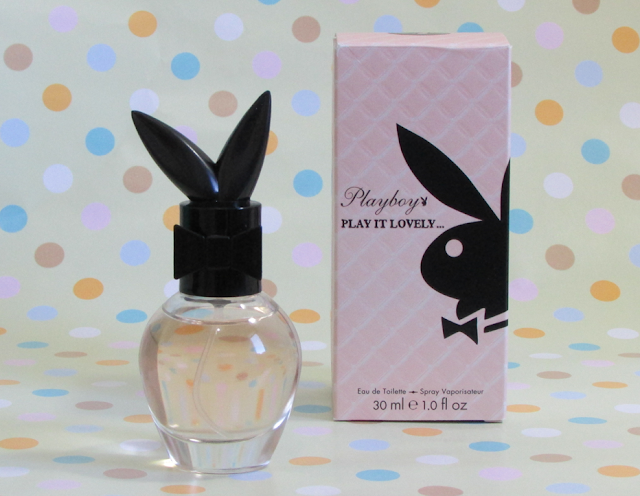 Desodorante, perfume, Play It Lovely, Playboy
