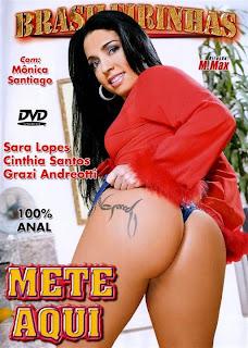 Brasileirinhas - Mete Aqui - DVDRip