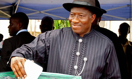 President Jonathan wins in all 16 LGAs of Ekiti state    Goodluck-Jonathan-007