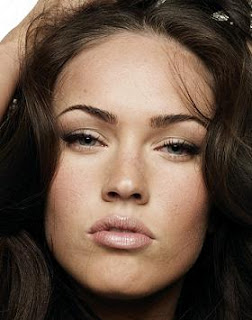 megan fox labios