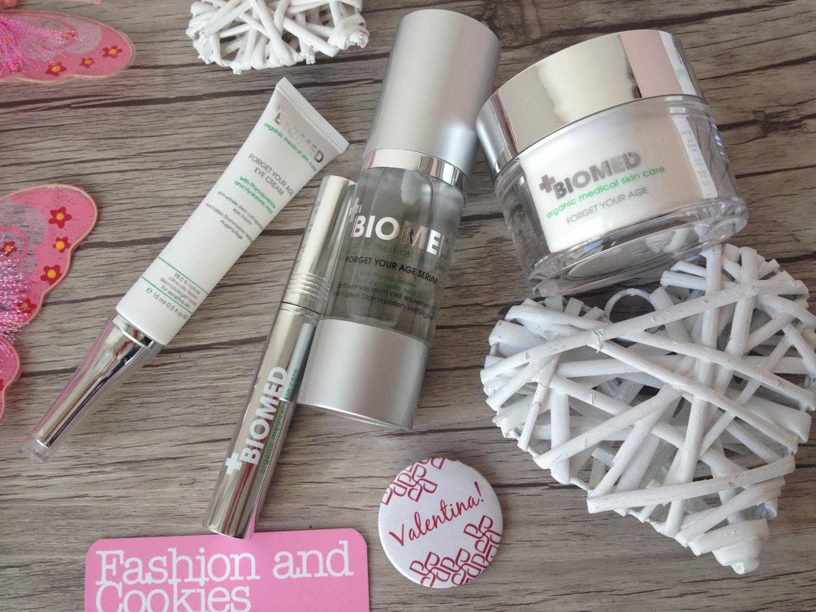 Biomed Organic Skincare review, Biomed Forget your age cream and serum presentation and review on Fashion and Cookies fashion blog