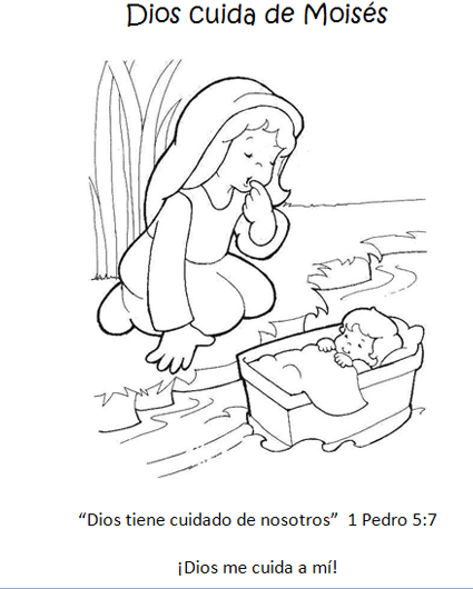Materiales de Iglesia: MOISÉS