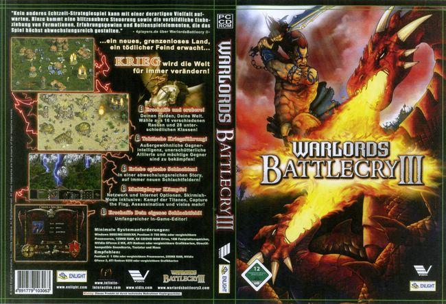 warlords battlecry iii 1.03 crack