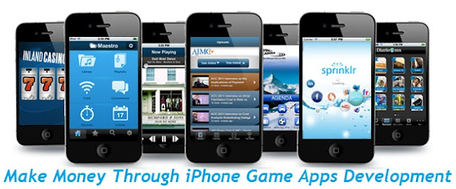 Hire iPhone Game Developer