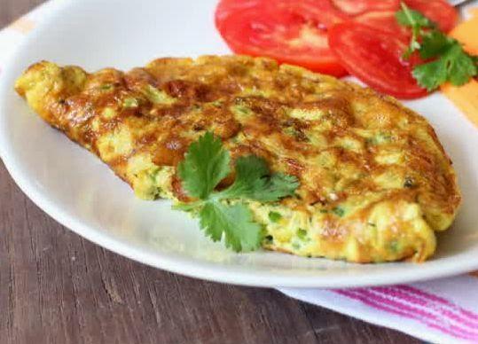 Resep Cara Membuat Omelet Mie Sayur Praktis Cepat