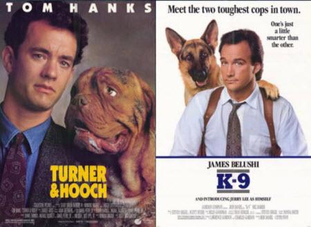 Turner & Hooch / K-9 (1989)