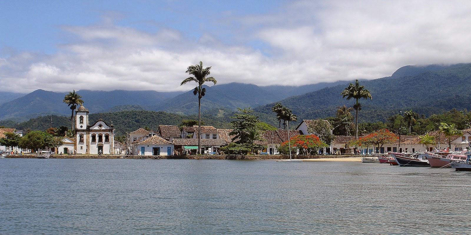 Agencia de mergulho em Paraty RJ