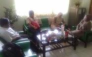 Meeting untuk Pelaksanaan Workshop Obat Hewan di Dinas Peternakan tgl 8 Januari 2014
